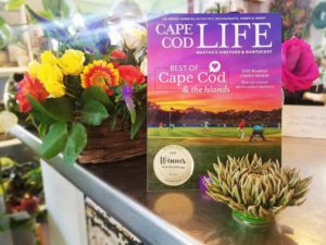 Cape Cod Life Magazine Award