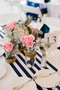 Hyannisport wedding florist