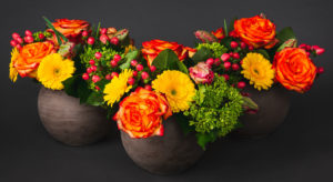 Cape Cod Seasonal flower arrangements