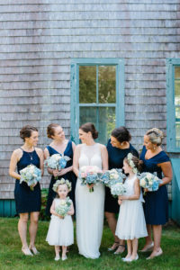 Cape Cod Wedding Party