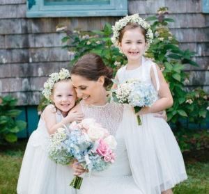 Woods Hole Wedding Party Florist