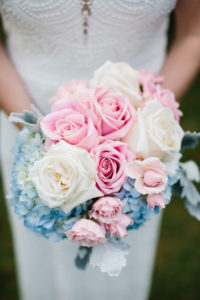 Marstons Mills Bridal Party Flowers