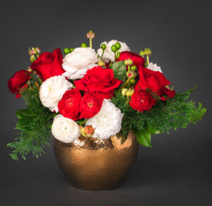 Verde Holiday Floral Collection